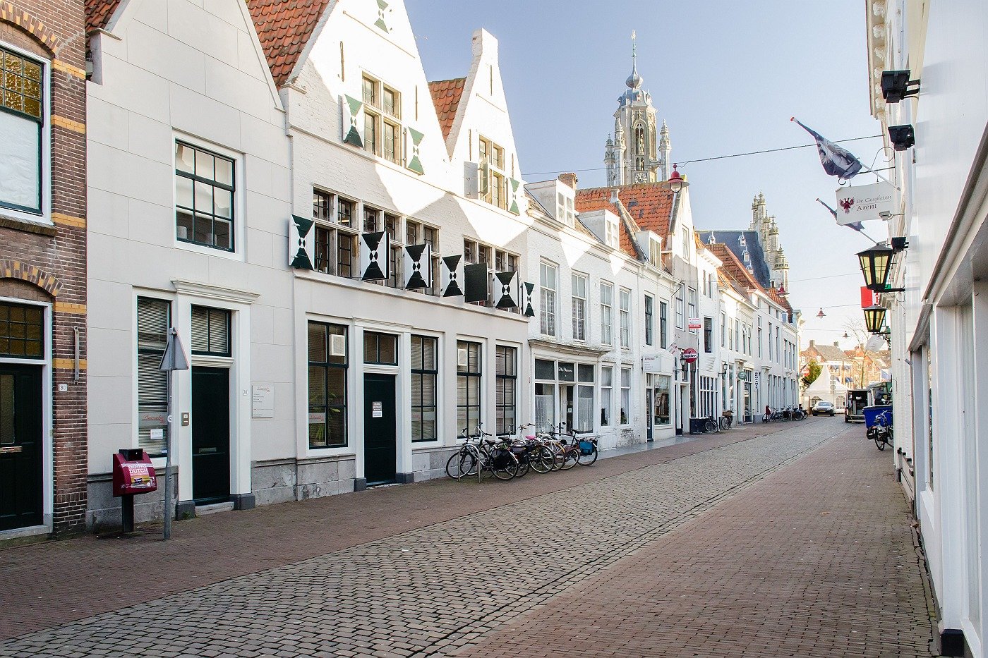 Video Appartementen Vlasmarkt 28 Middelburg